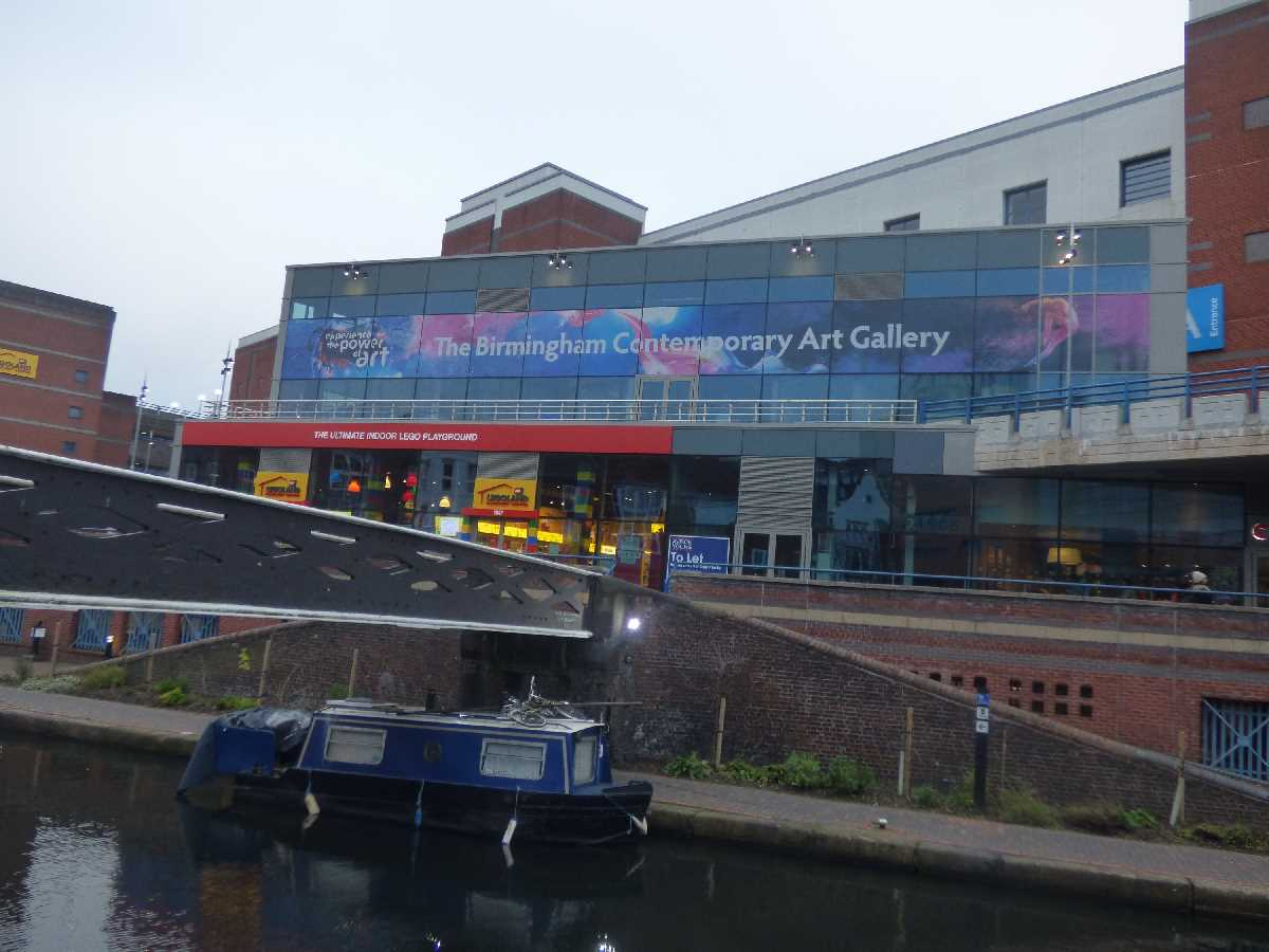 Introducing The Birmingham Contemporary Art Gallery at Arena Birmingham